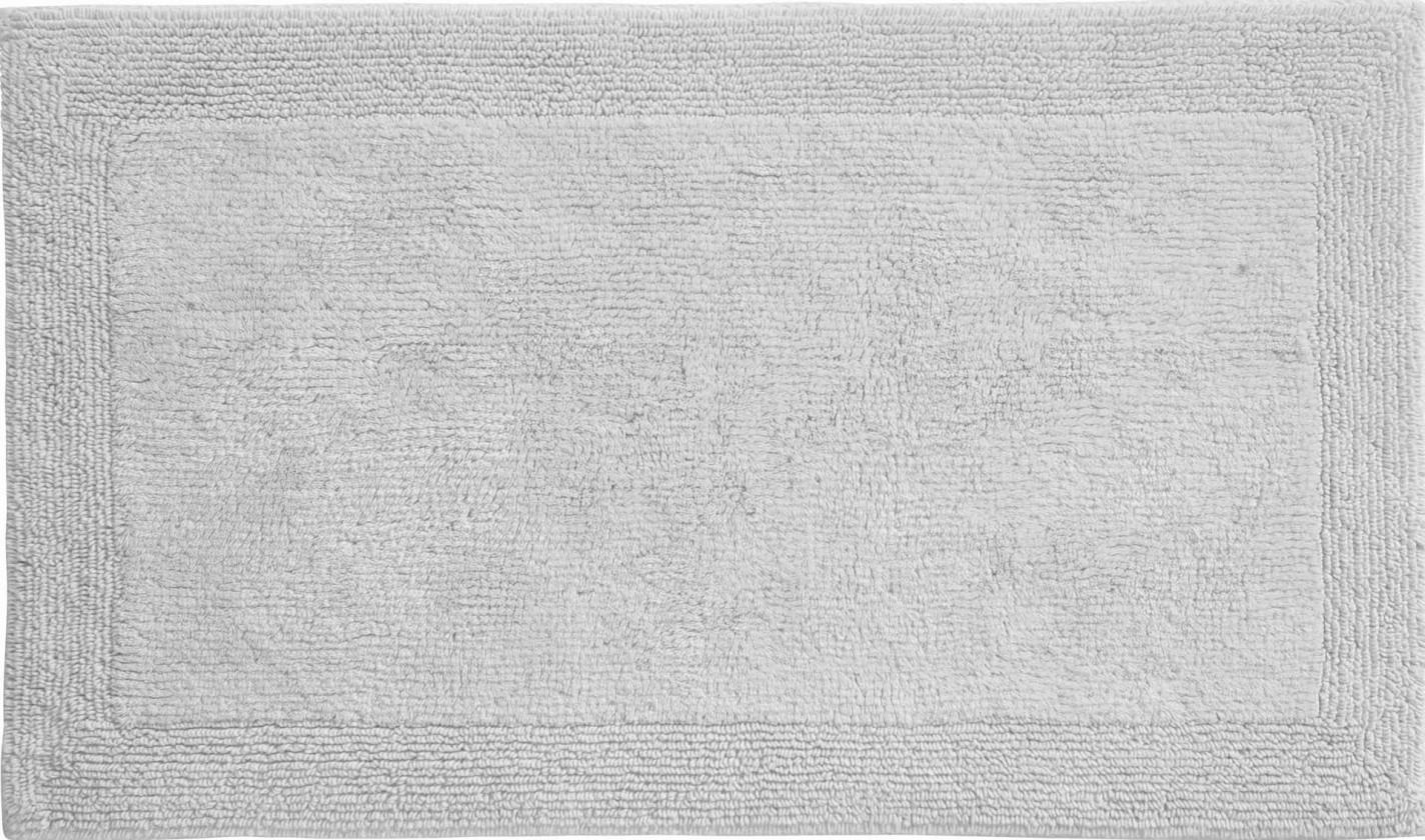 Luxor - Kúpeľňová predložka 50x80 cm (kamienková sivá)