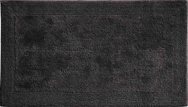 Luxor - Kúpeľňová predložka 60x100 cm (grafitová)