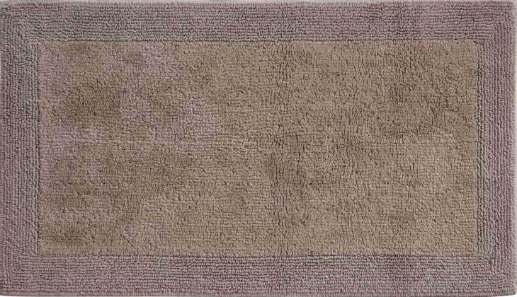 Luxor - Kúpeľňová predložka 70x120 cm (čoko krémová)
