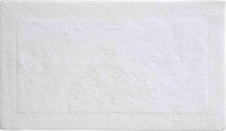Luxor - Kúpeľňová predložka 80x150 cm (snehobiela)
