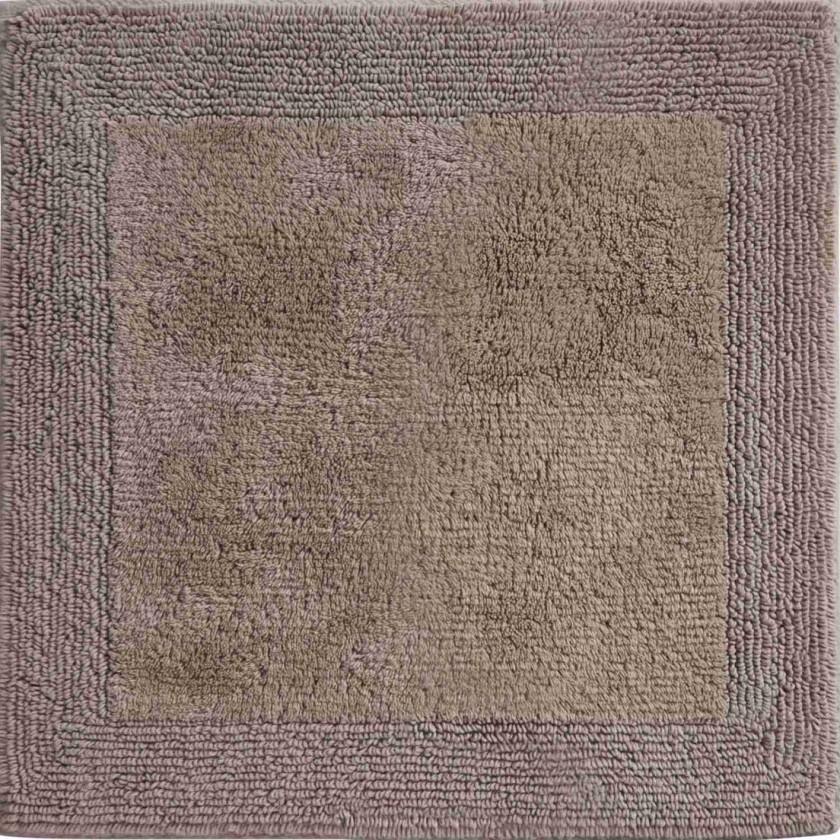 Luxor - Malá predložka 60x60 cm (čoko krémová)