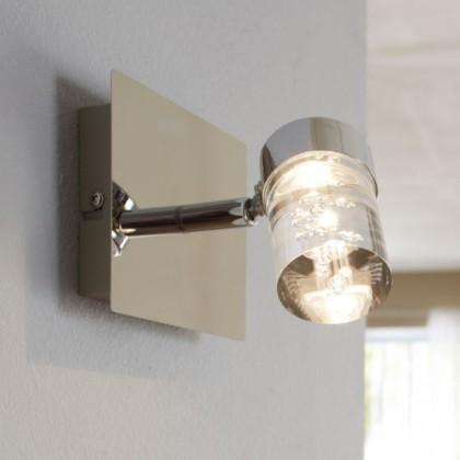 Maar - Nástenné osvetlenie, LED (chróm)