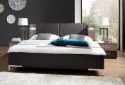 Madeira - Set posteľ 180x200 + 2x nočné stolíky (dub/láva)