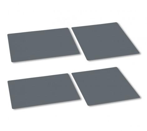 Magnetická podložka pro 500mm, set 4ks (sivá)