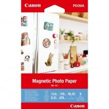 Magnetický fotopapier Canon MG-101, 670g/m2, 5ks/bal (3634C002)