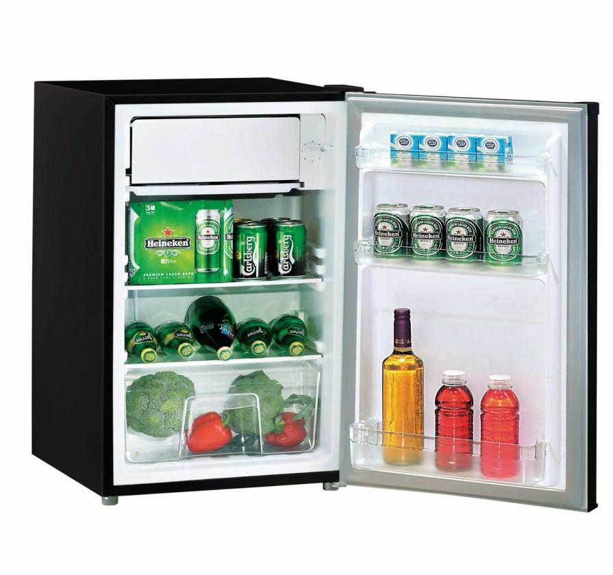 Malé chladničky Jednodverová chladnička Guzzanti GZ 95B