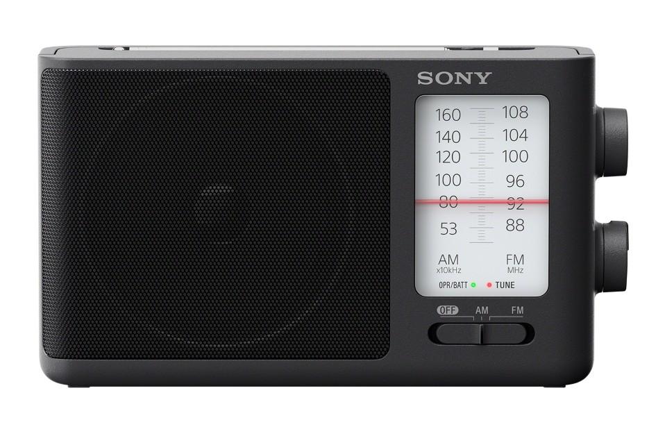 Malé rádiá Rádio Sony ICF-506