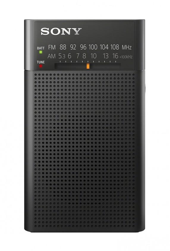 Malé rádiá Rádio Sony ICF-P26