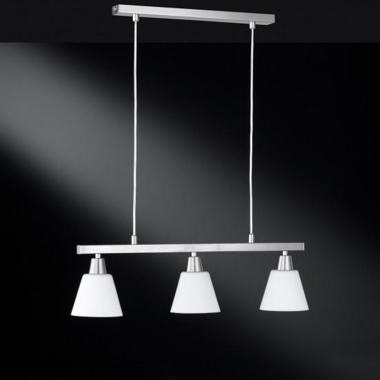 Mali - Stropné osvetlenie, E14 (matný nikel)