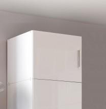 Malta-Nástavec 50x40x54 cm (alpínsky biely, biely lesk)