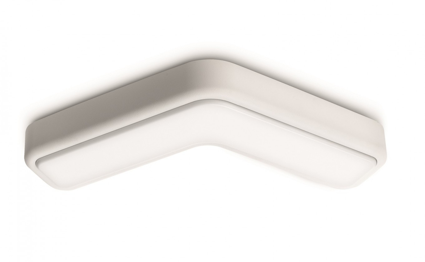 Mambo - Stropné osvetlenie 2G7, 41,4cm (biela)
