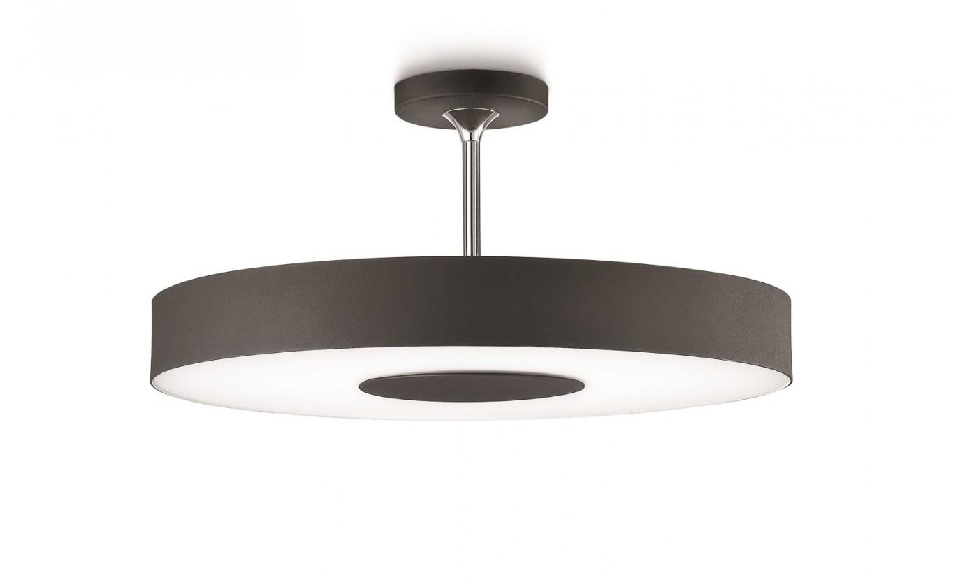 Mambo - Stropné osvetlenie 2GX13, 44,2cm (čierna)