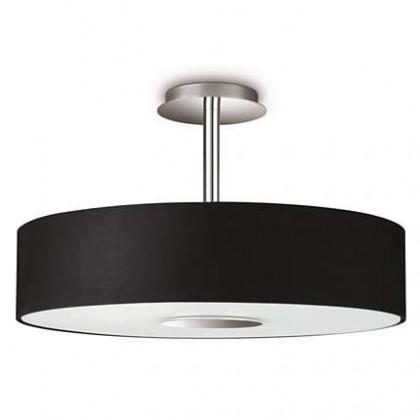 Mambo - Stropné osvetlenie E 14, 45cm (čierna)