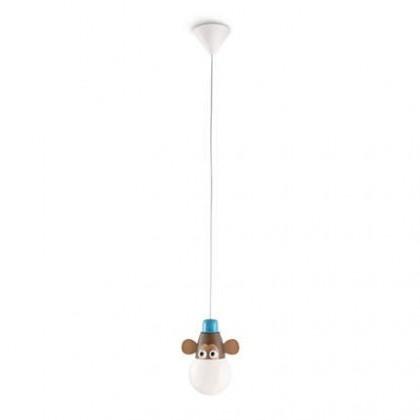 Mambo - Stropné osvetlenie E 27, 15,5cm (mix barev)