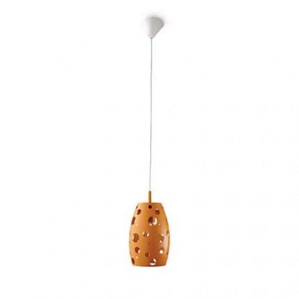 Mambo - Stropné osvetlenie E 27, 16,4cm (oranžová)