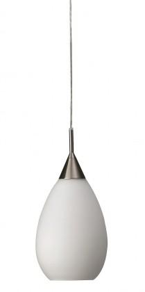 Mambo - Stropné osvetlenie E 27, 17cm (matný chrom)