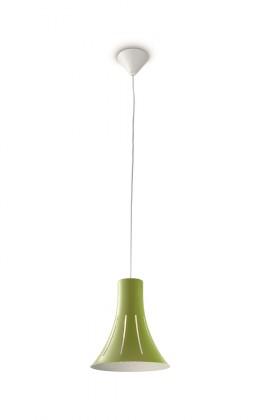 Mambo - Stropné osvetlenie E 27, 23,15cm (zelená)