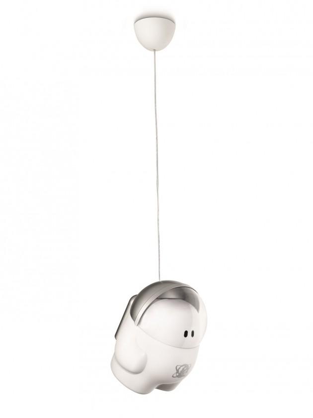 Mambo - Stropné osvetlenie E 27, 24,2cm (hliník)
