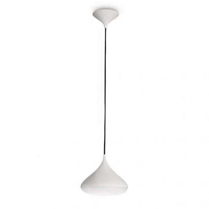 Mambo - Stropné osvetlenie E 27, 25cm (biela)