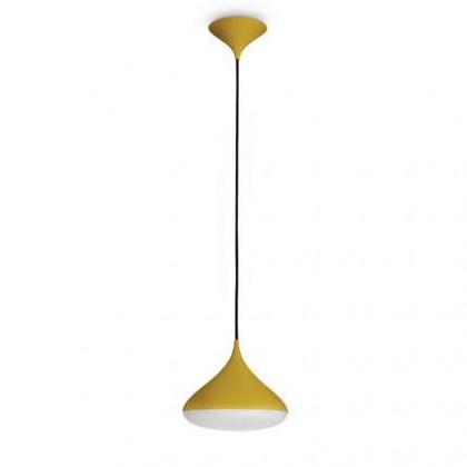 Mambo - Stropné osvetlenie E 27, 25cm (oranžová)