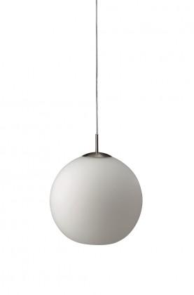Mambo - Stropné osvetlenie E 27, 30cm (matný chrom)