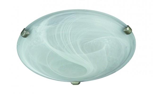 Mambo - Stropné osvetlenie E 27, 30cm (matovaná biela)