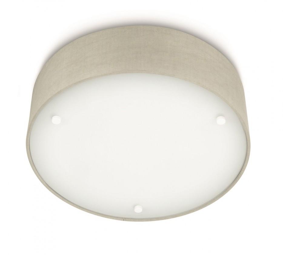 Mambo - Stropné osvetlenie E 27, 31,6cm (šedá)