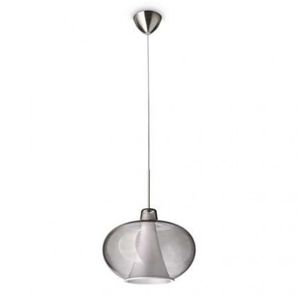 Mambo - Stropné osvetlenie E 27, 34,5cm (čierna)