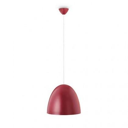 Mambo - Stropné osvetlenie E 27, 35cm (červená)