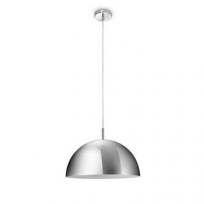 Mambo - Stropné osvetlenie E 27, 40cm (lesklý chrom)