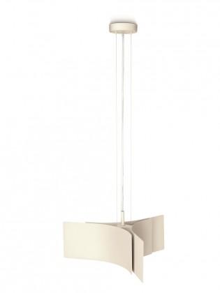 Mambo - Stropné osvetlenie E 27, 48,5cm (krémová)
