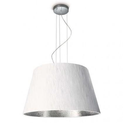 Mambo - Stropné osvetlenie E 27, 60cm (biela)
