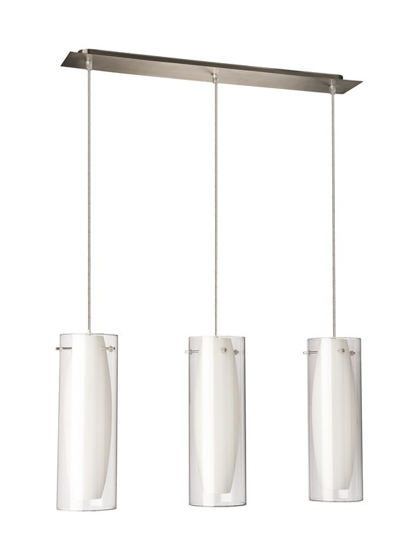 Mambo - Stropné osvetlenie E 27, 67cm (biela)