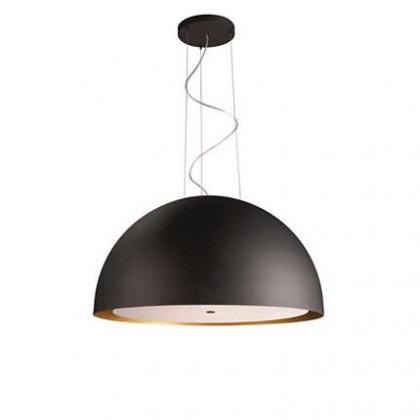 Mambo - Stropné osvetlenie E 27, 70cm (čierna)