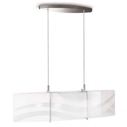 Mambo - Stropné osvetlenie E 27, 90cm (lesklý chrom)