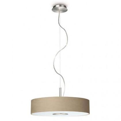 Mambo - Stropné osvetlenie E14, 45cm (matný chrom)