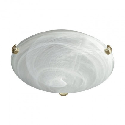 Mambo - Stropné osvetlenie E27, 30cm (matovaná biela)