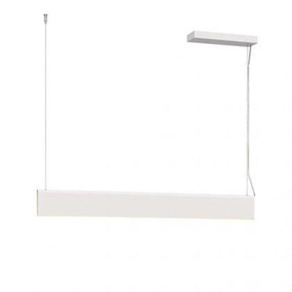 Mambo - Stropné osvetlenie LED, 112cm (biela)