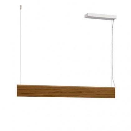 Mambo - Stropné osvetlenie LED, 112cm (oranžová)