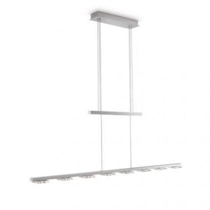 Mambo - Stropné osvetlenie LED, 115,9cm (šedá)