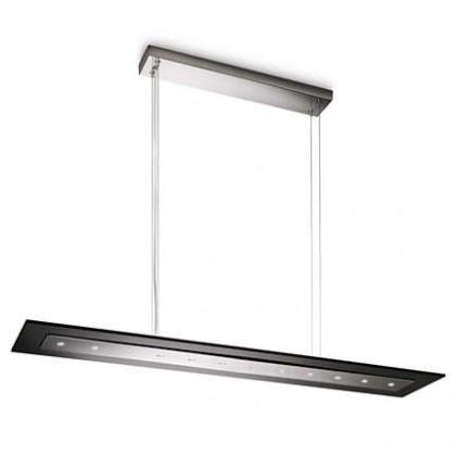 Mambo - Stropné osvetlenie LED, 115cm (lesklý chrom)