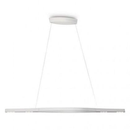 Mambo - Stropné osvetlenie LED, 116cm (biela)