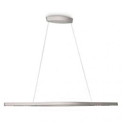 Mambo - Stropné osvetlenie LED, 116cm (hliník)