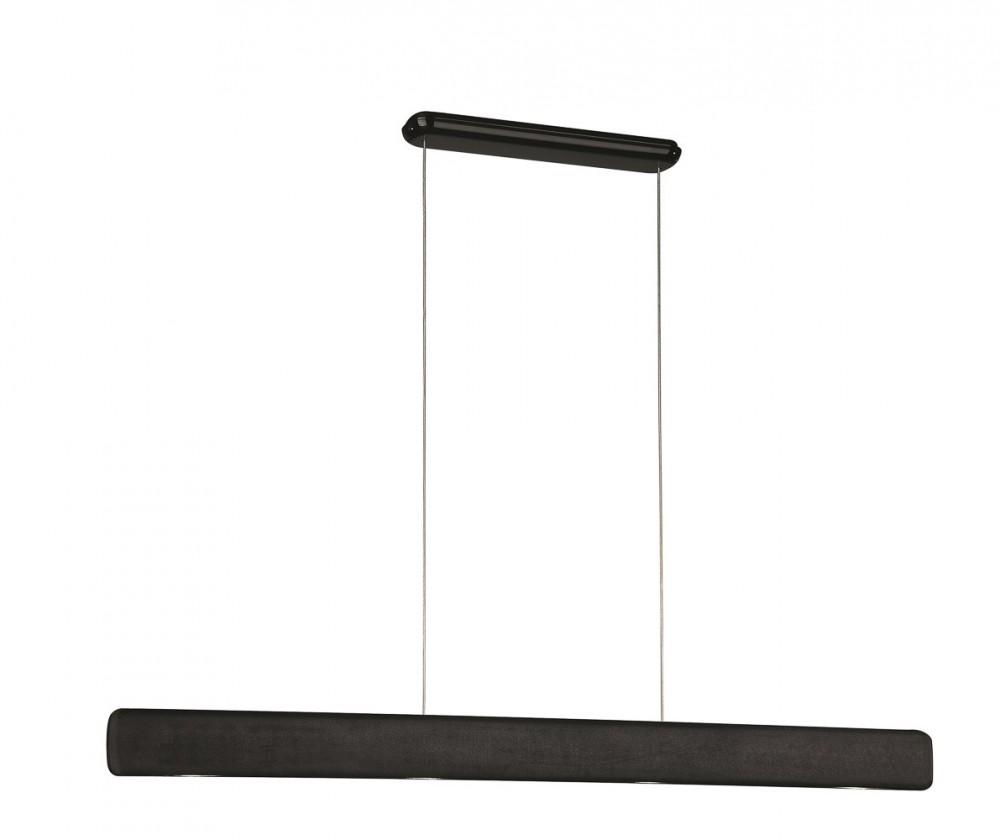 Mambo - Stropné osvetlenie LED, 129,9cm (čierna)