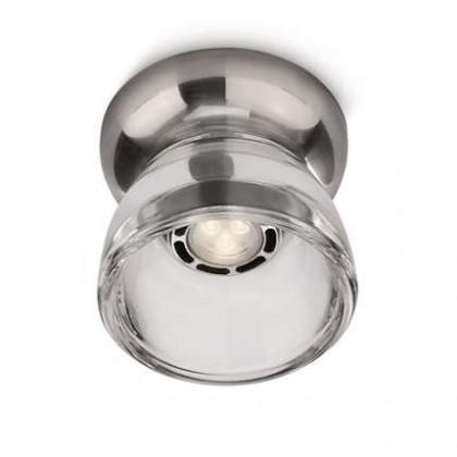 Mambo - Stropné osvetlenie LED, 14,3cm (matný chrom)