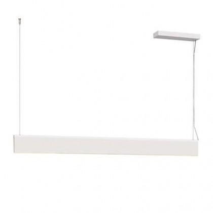 Mambo - Stropné osvetlenie LED, 140cm (biela)