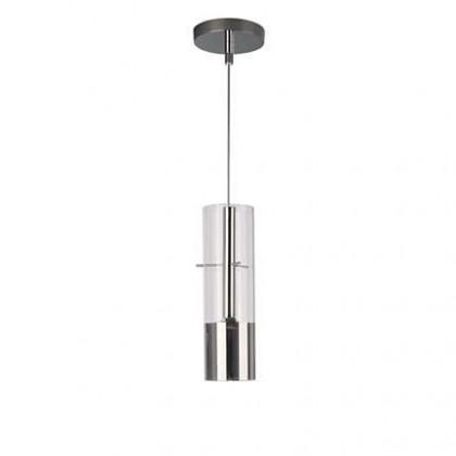 Mambo - Stropné osvetlenie LED, 17cm (lesklý chrom)