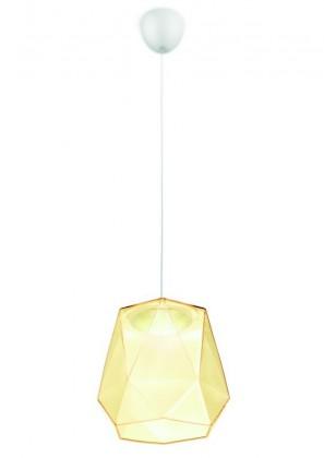Mambo - Stropné osvetlenie LED, 19,9cm (žlutá)