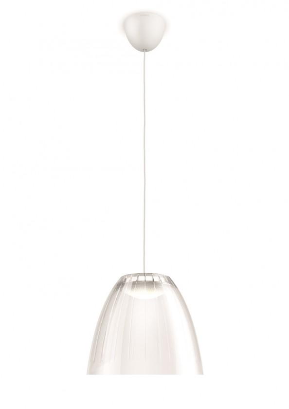 Mambo - Stropné osvetlenie LED, 21,9cm (čirá)