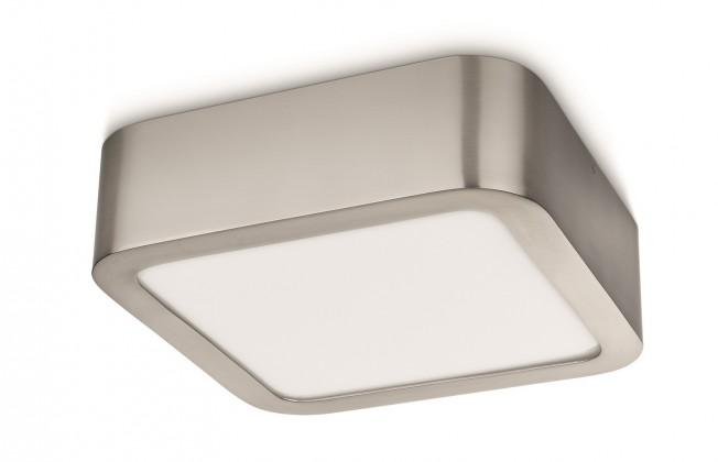 Mambo - Stropné osvetlenie LED, 22,1cm (matný chrom)